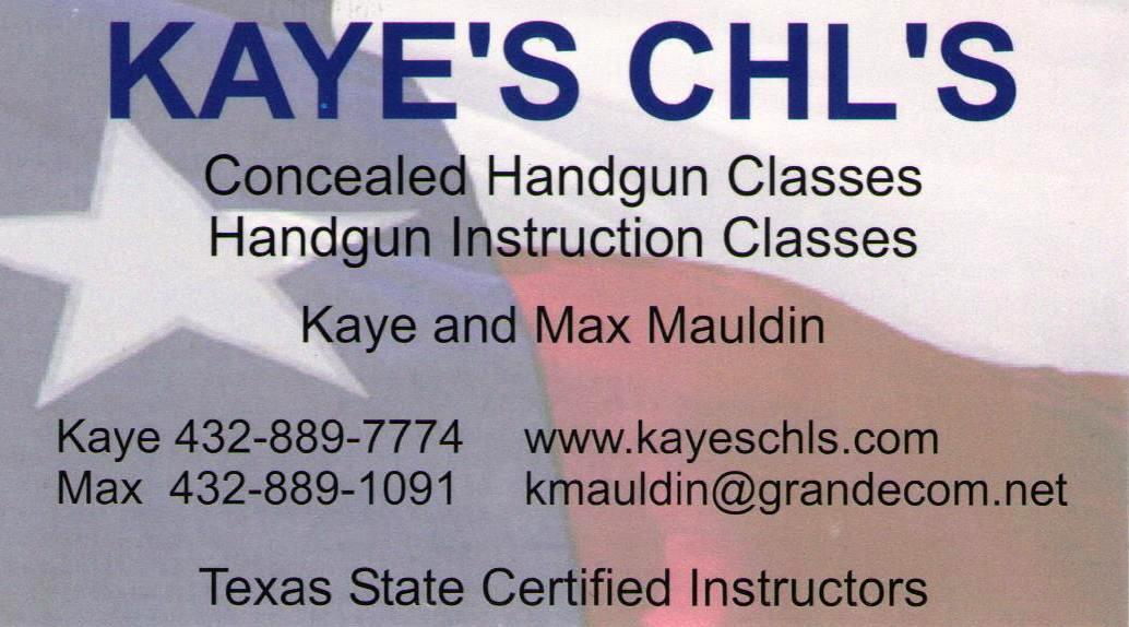 Click to visit Kaye's website!